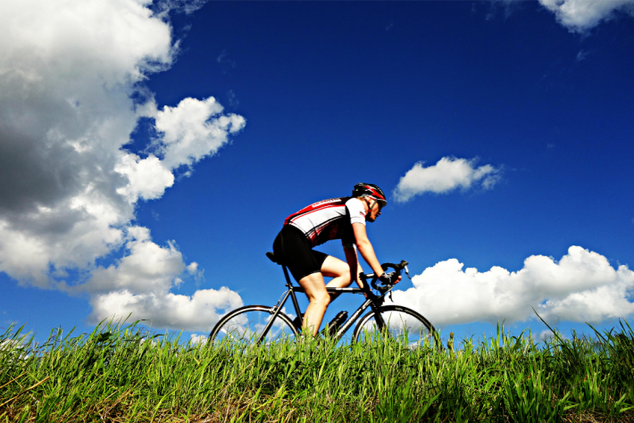 Back pain from cycling - tips and treatments